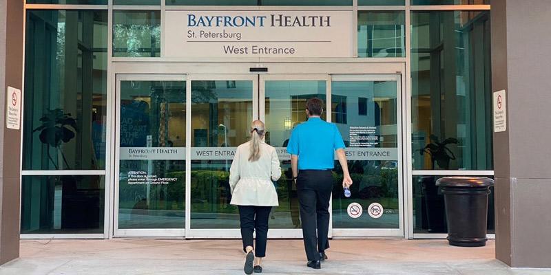 New Leadership Set for Bayfront Health St. Petersburg