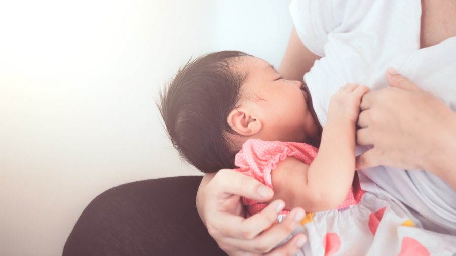 Tips for Breastfeeding Success