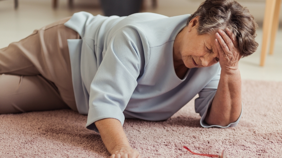 Tips for Fall Prevention in the Elderly