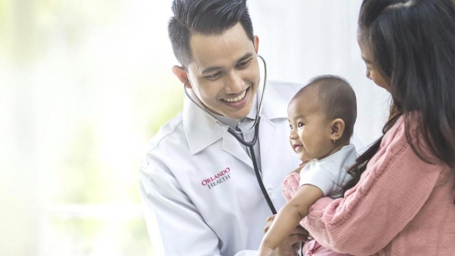 Orlando Health: Extraordinary Doctors. Extraordinary Care.