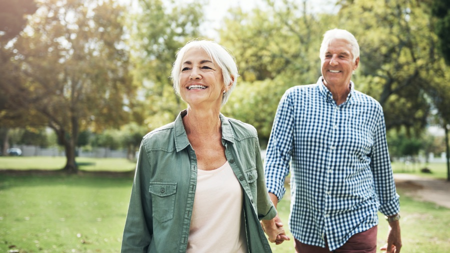 Feel Good—At Any Age: Learn the Tips for Healthy, Active Aging