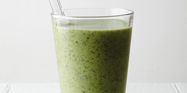Recipe: Pineapple Green Smoothie