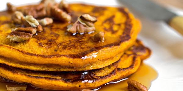 Recipe: Pumpkin Pancakes