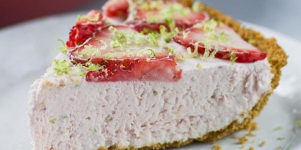 Recipe: Strawberry-Lime Ice Cream Pie