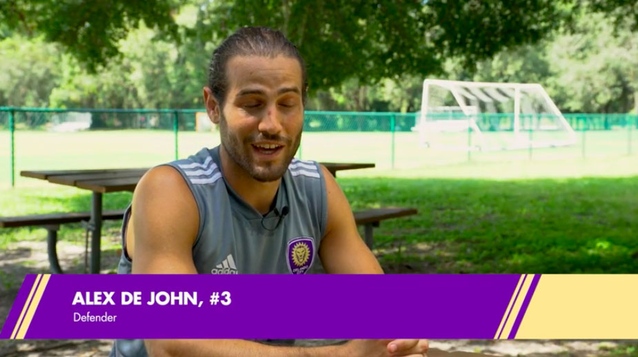 OCSC Player Alex De John: How to Recover So You Can Stay In the Game