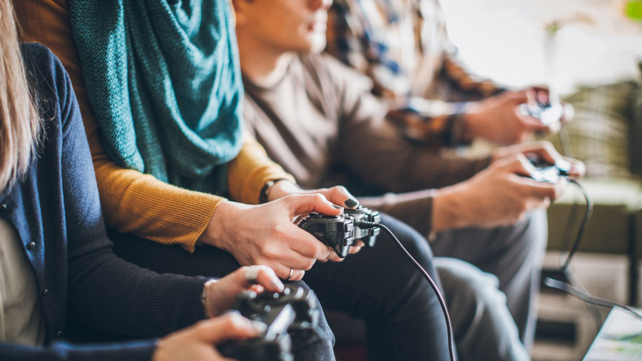 Could You Have a Video Gaming Injury?