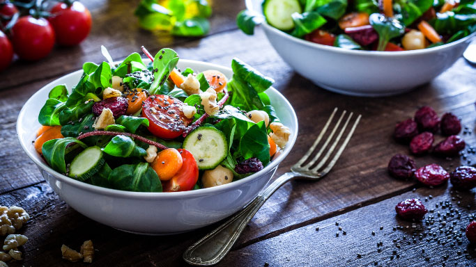Eat Right to Perform Well and Reach Your Ideal Body Composition