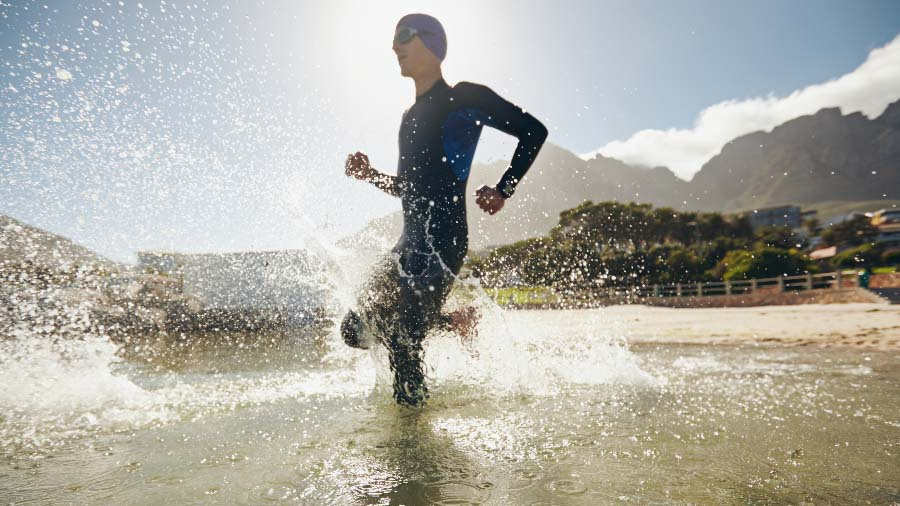Getting Ready for a Triathlon? A Professional Trainer Shares His Tips