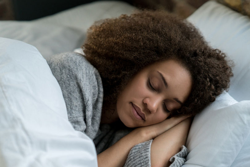 Unexpected Approach Can Help Sleep Deprived