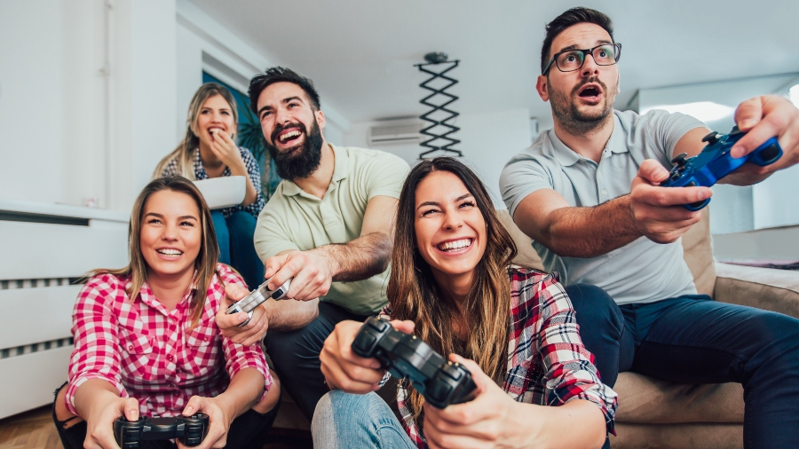 Yes, They're Fun, But Can Video Games Also Be Therapeutic?