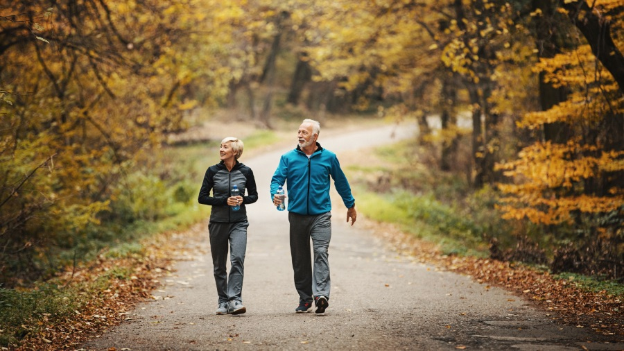 Walking: A Simple but Effective Exercise for Physical and Mental Health