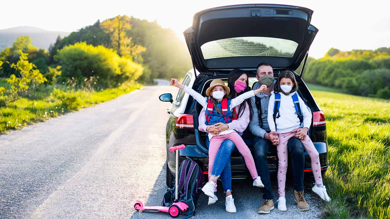 How to Safely Travel with Kids During COVID-19