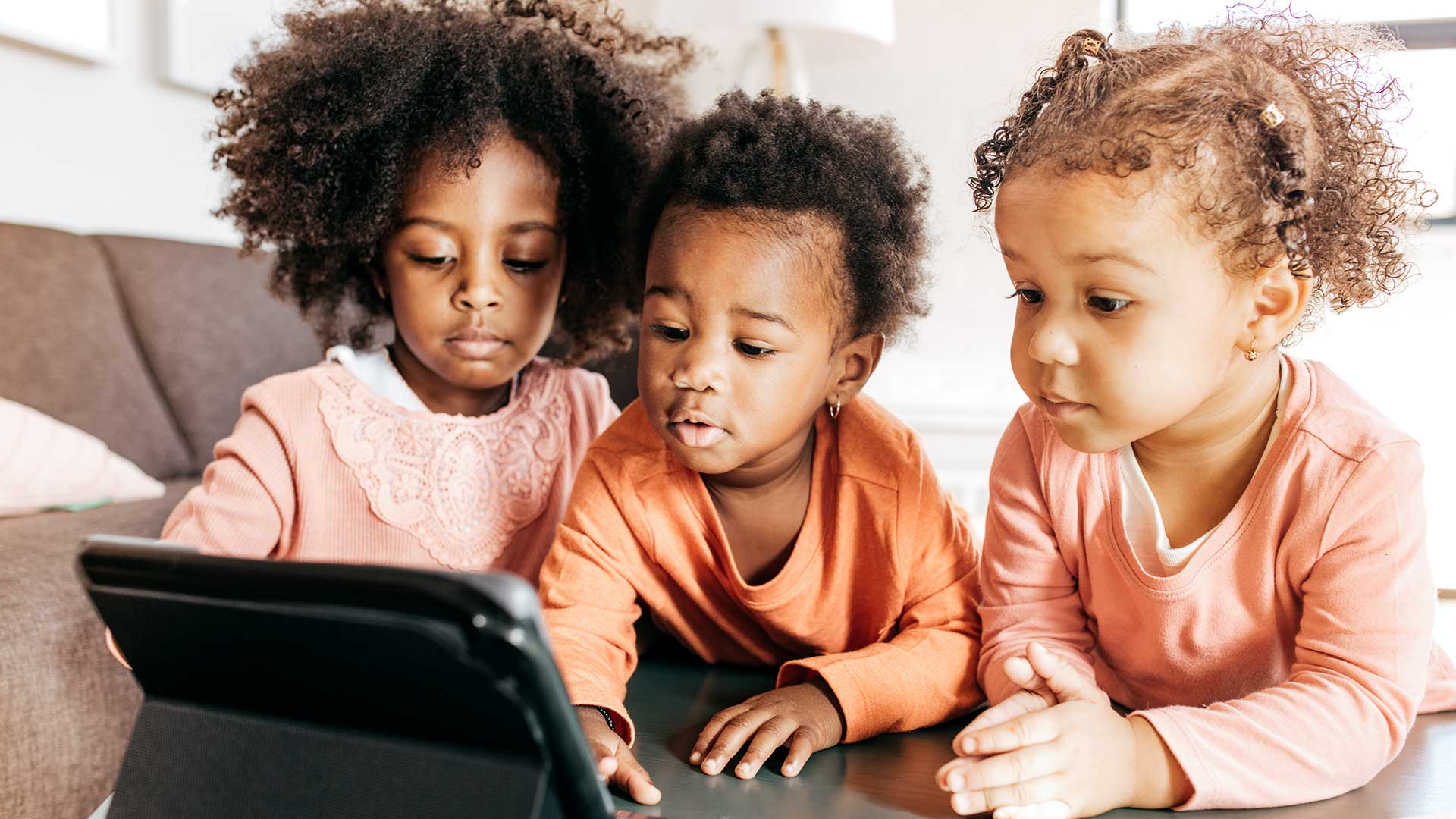 Navigating Screen Time With Your Toddler or Preschooler