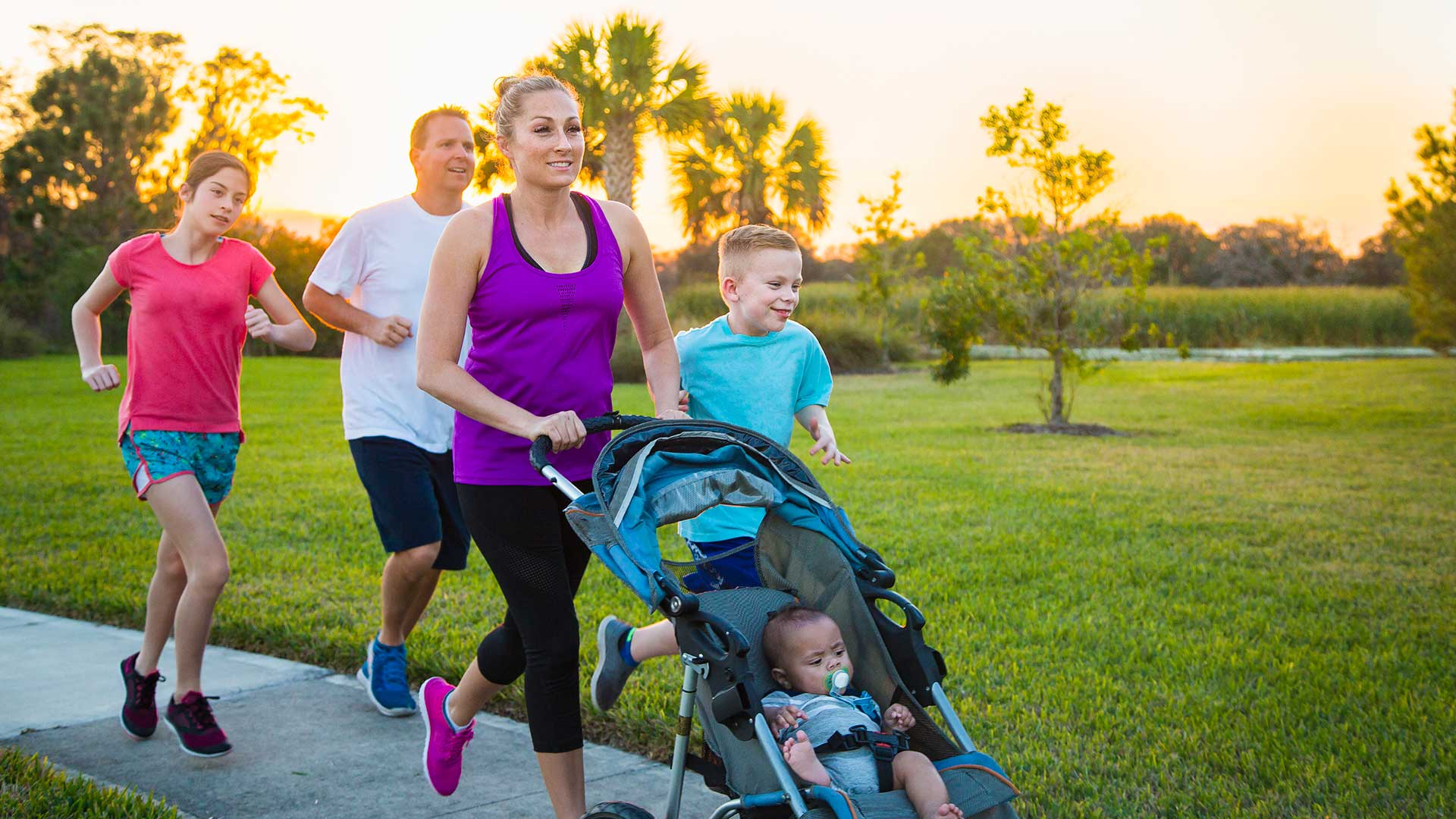 No Time to Exercise? Tips for Busy Parents