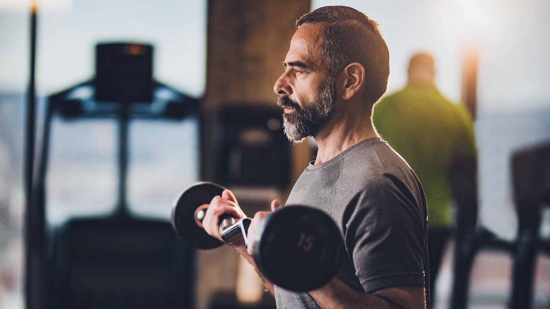 How To Build Muscle Over 50