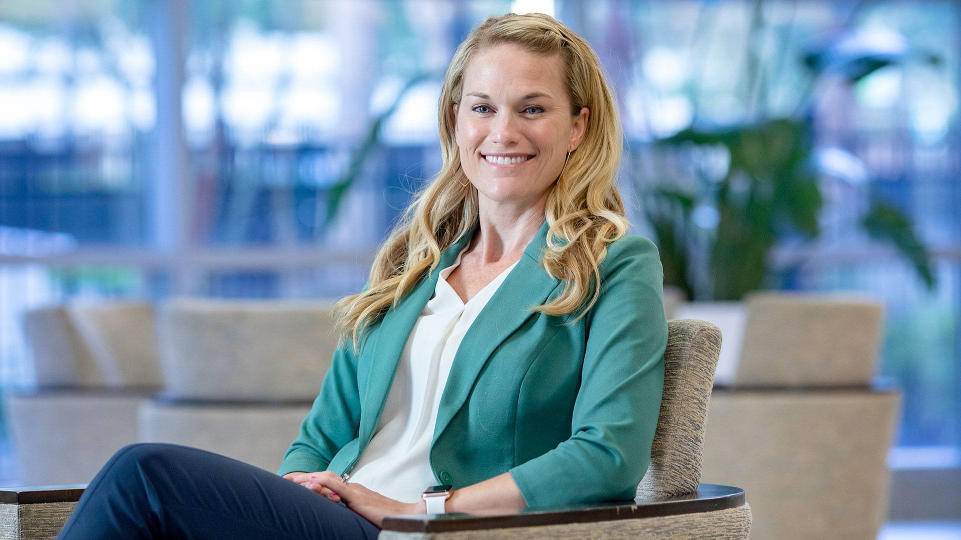 Hometown Spirit — Jennifer Quilty, DNP, APRN, Chief Clinical Officer, Orlando Health Medical Group