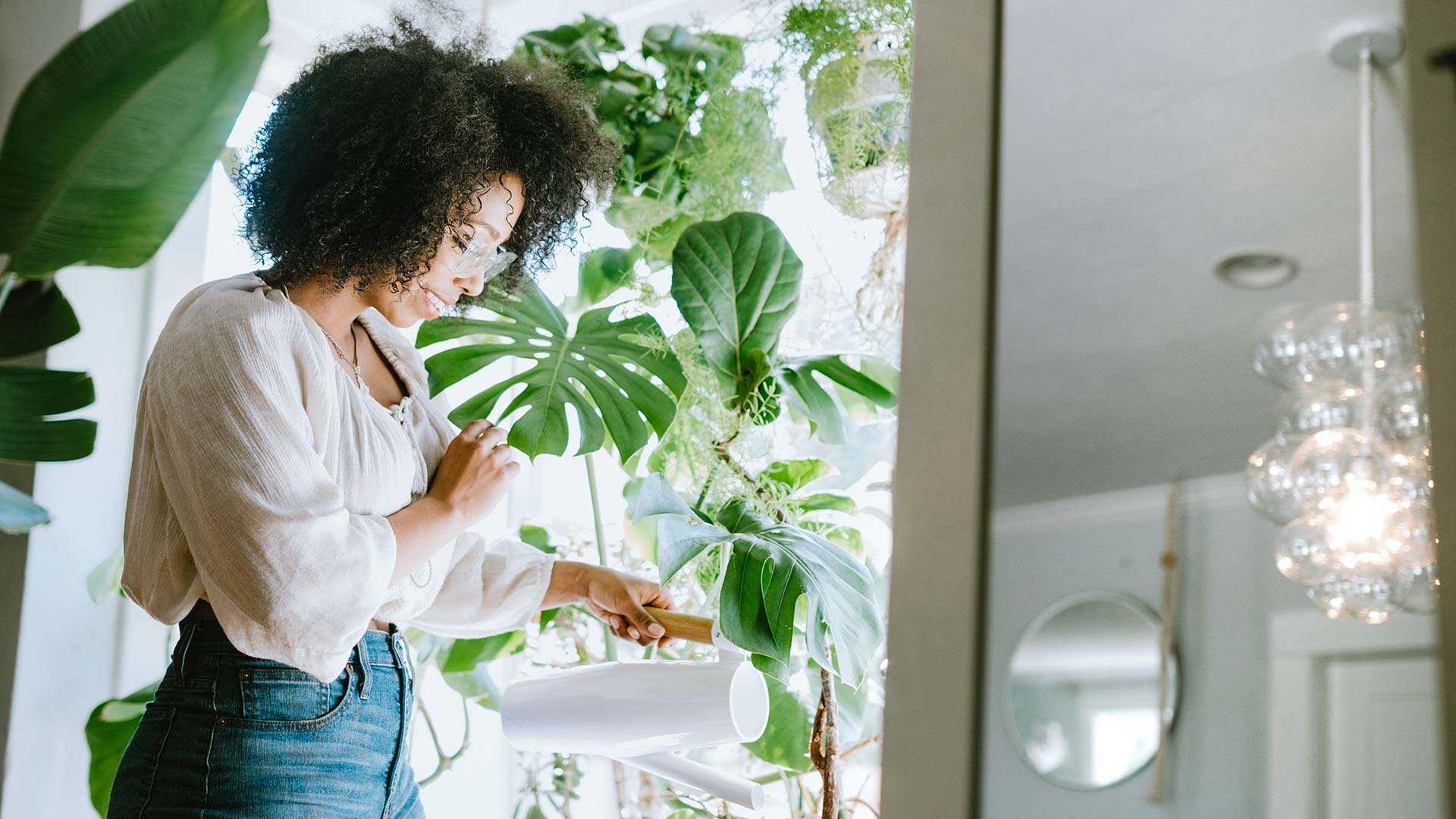 Houseplants Are Good for Your Physical and Mental Health