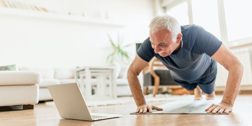 Working Out as You Get Older