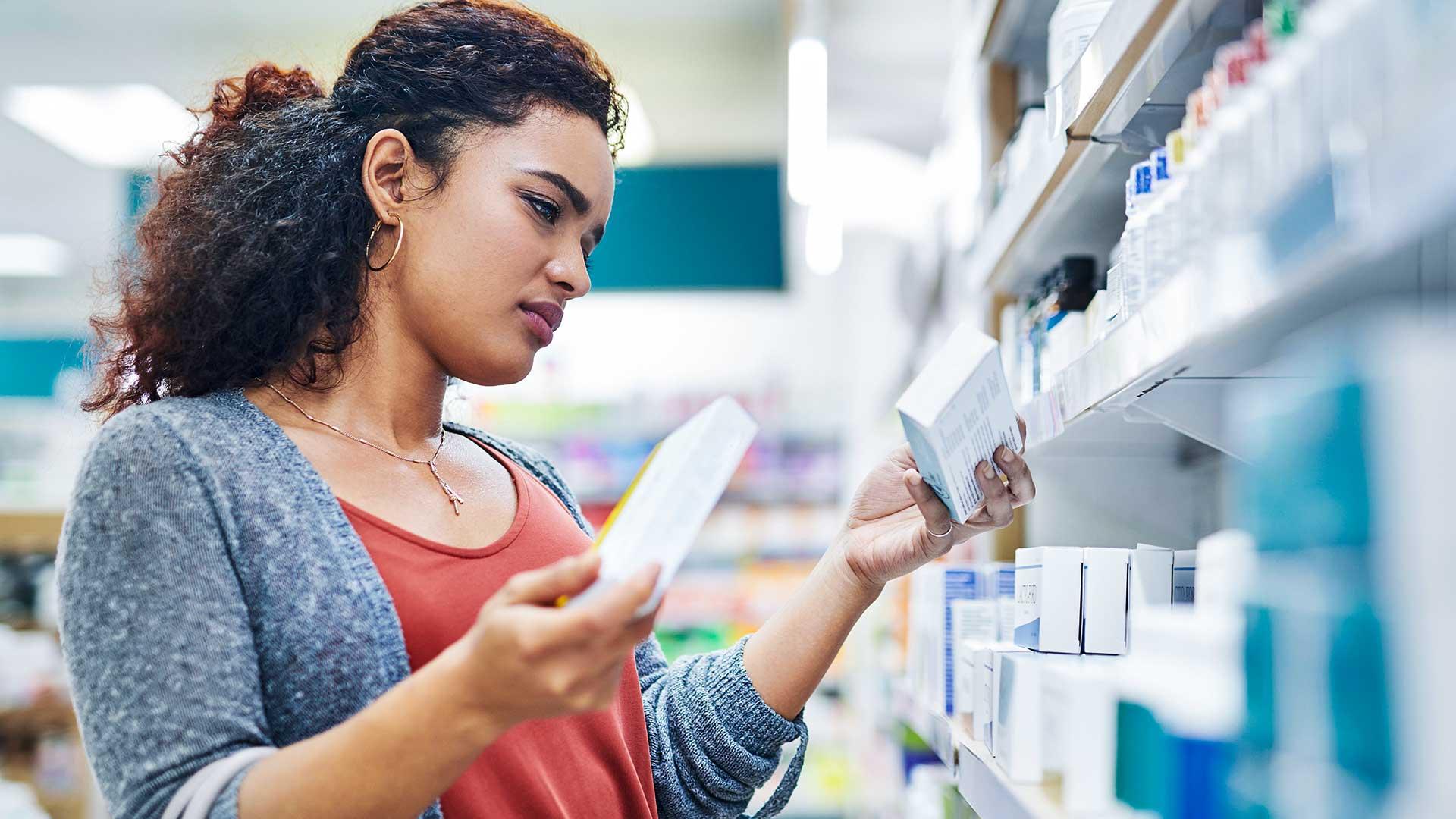 Tips for Taking OTC Medications To Avoid Health Risks