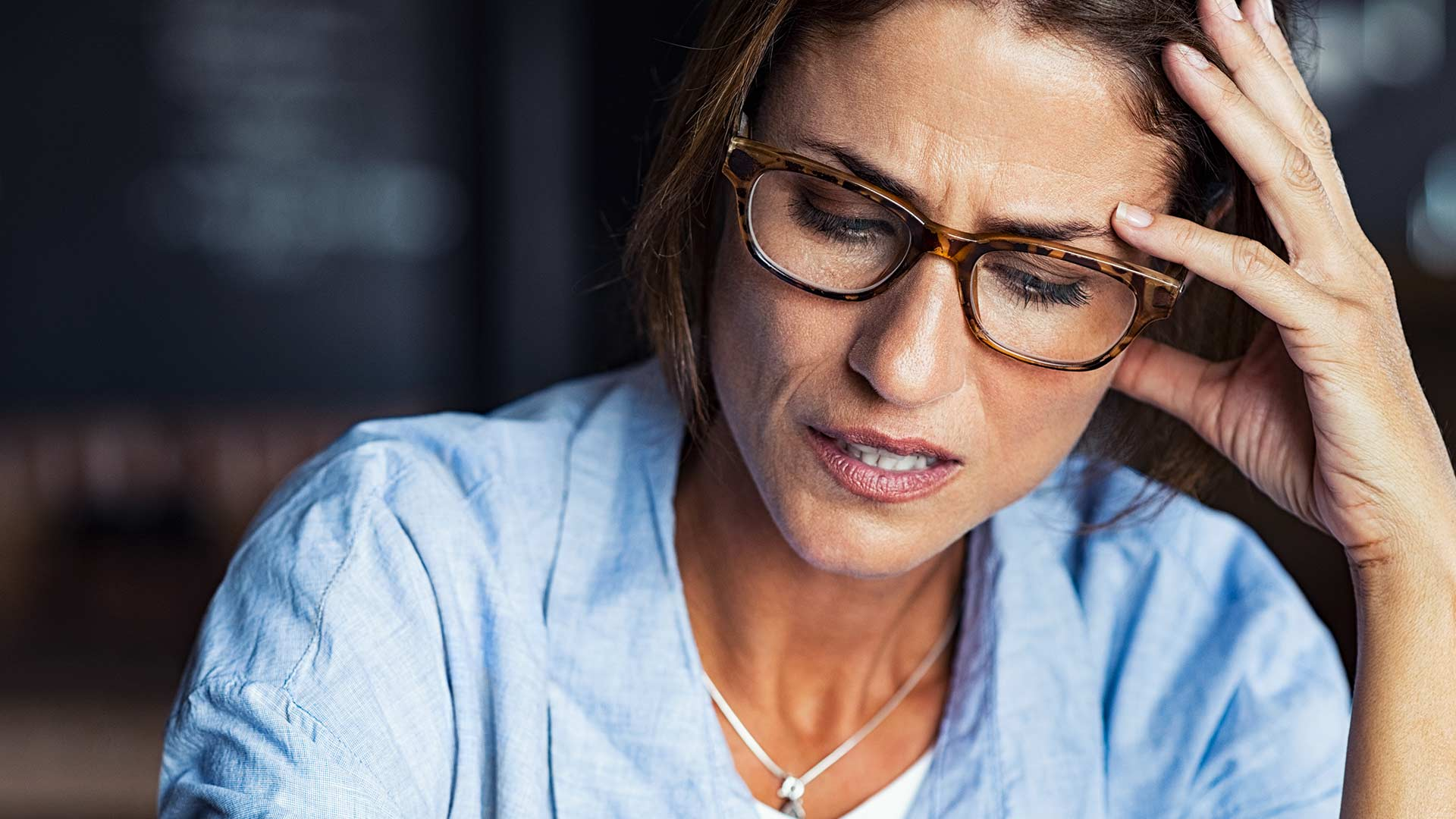 How Stress Increases Dementia Risk