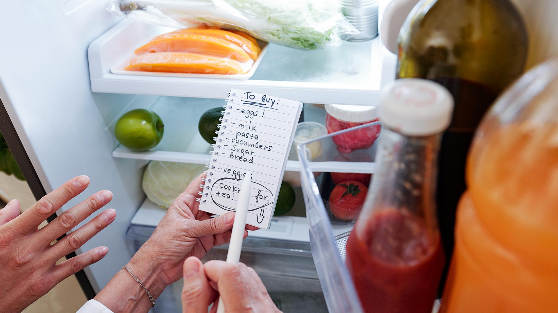 Stop Throwing Away Leftovers -- Do This Instead