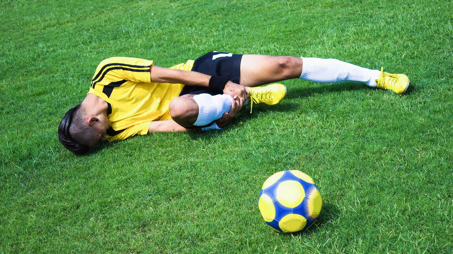 What It Takes for Injured Soccer Players To Get Back on the Field
