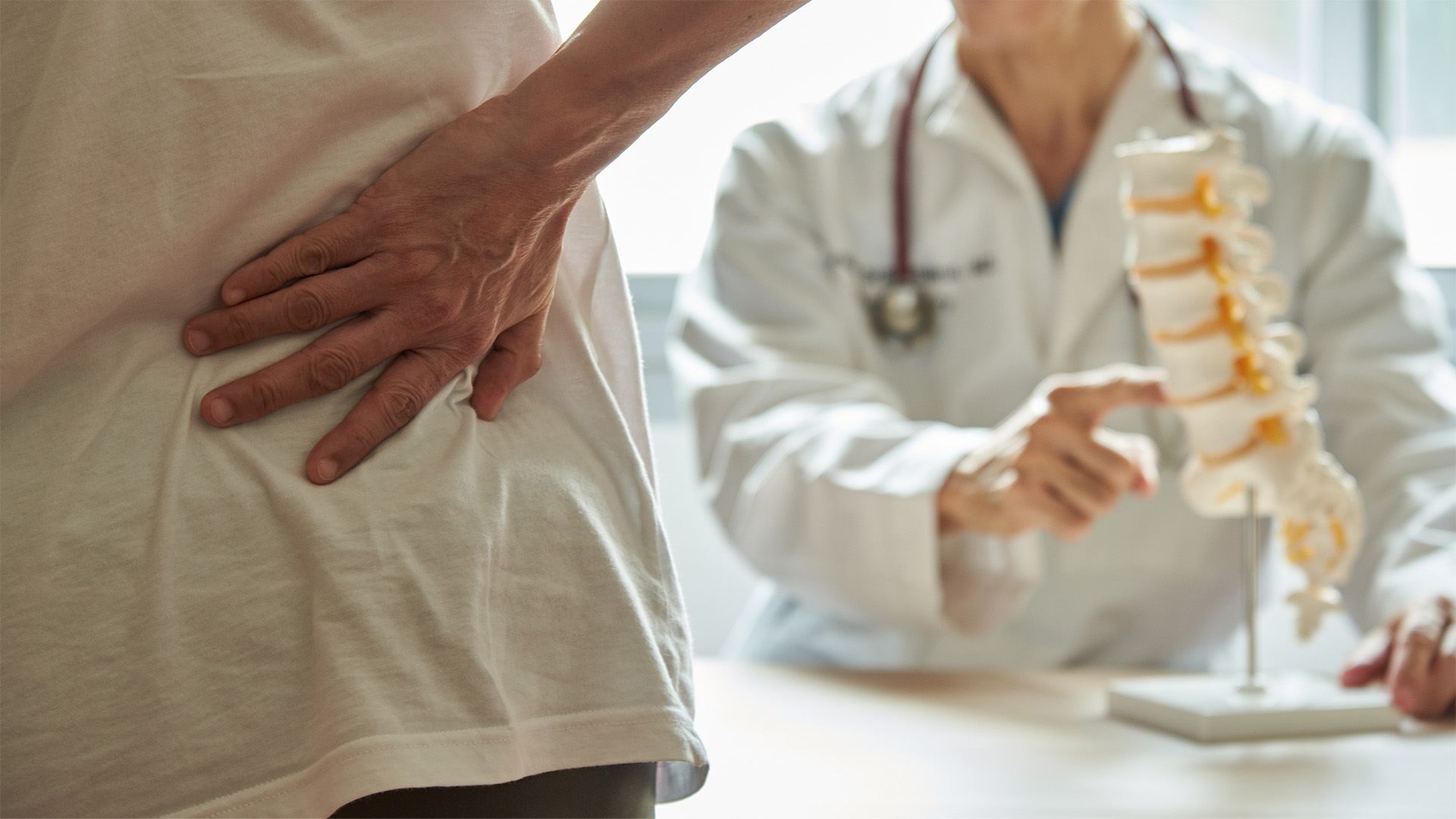 How To Recover from a Spinal Cord Injury