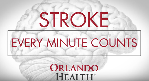 Stroke: Every minute counts.