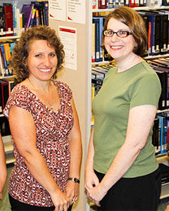 Library Services Team
