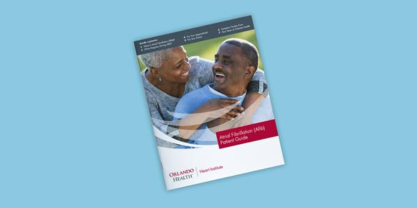 Afib Information Guide Cover