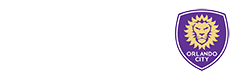 Logo: Orlando Health & Orlando City Soccer partnership