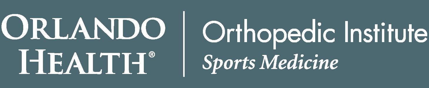 Logo - Orlando Health Orthopedic Institute Sports Medicine