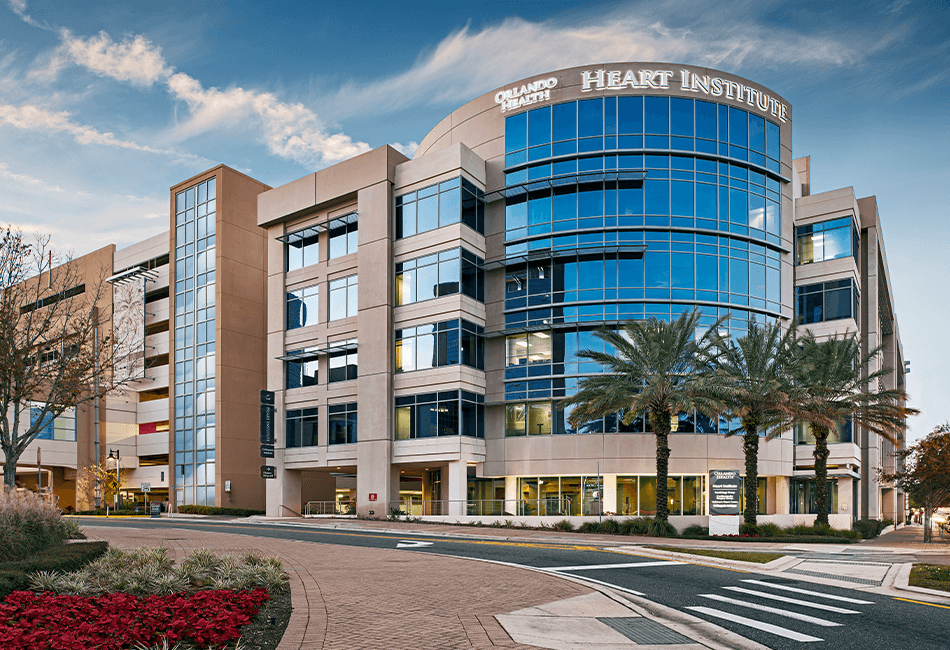 Orlando Health Heart Institute - Downtown Facility
