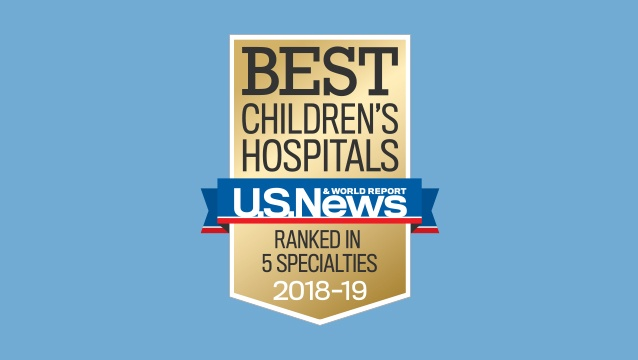 Best Children's Hospital - US News & World Report