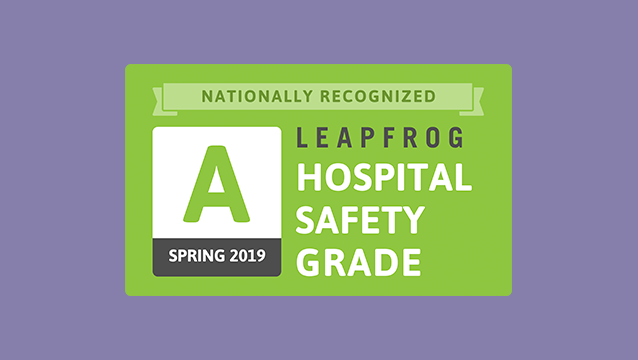 Leapfrog Award for Spring 2018