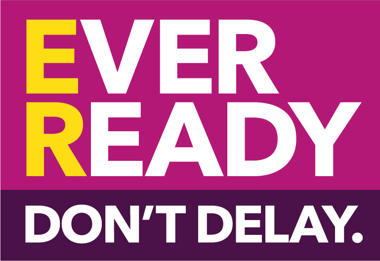 Orlando Health Ever Ready, Don't Delay.