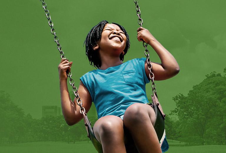 Choose close ER care for Kids' misadventures.