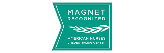 Logo - Magnet Recognized American Nurses Credentialing Center