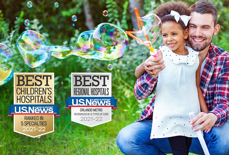 CHOOSE AWARD-WINNING CARE. U.S. News & World Report 2021-22 Best Hospitals