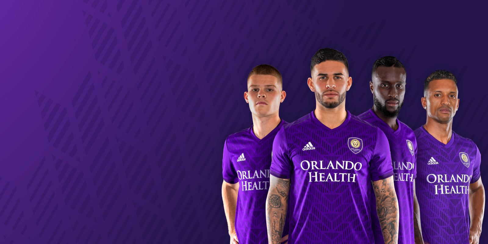 Orlando City Soccer Club players
