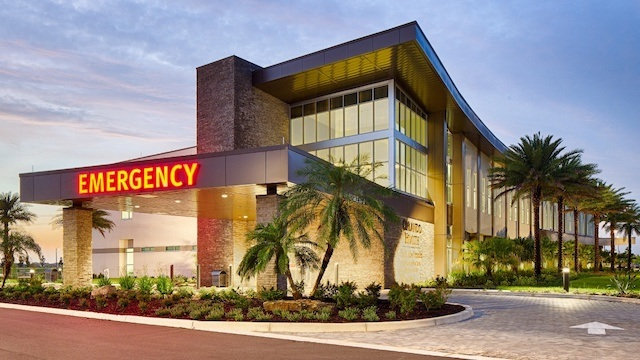 Orlando Health South Lake Hospital Joe H. & Loretta Scott Emergency Room at Four Corners