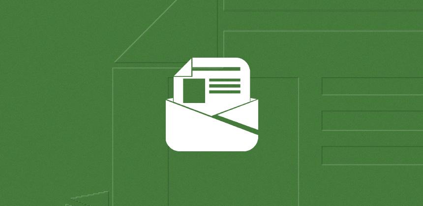 Icon - Newsletter