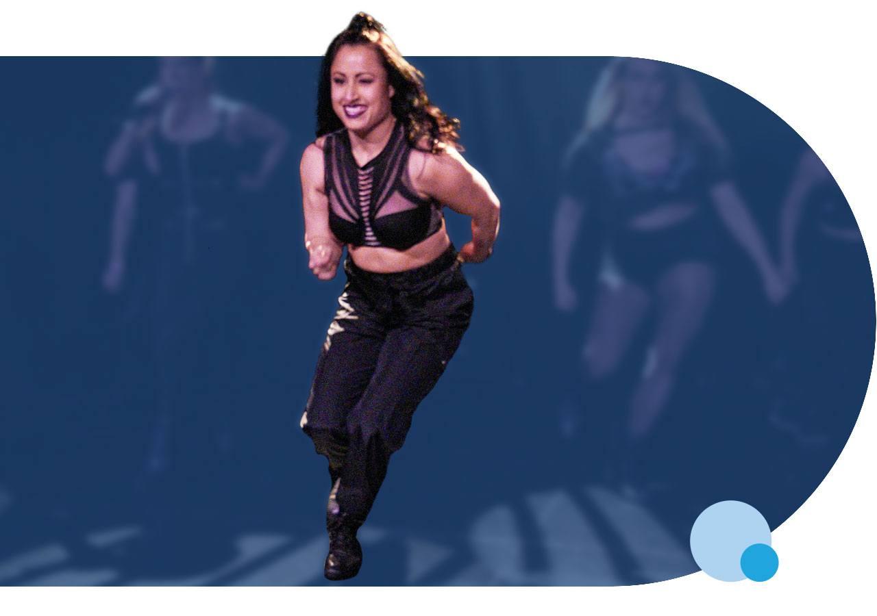 Kelley | I Choose Expert Orthopedics to Keep Dancing.