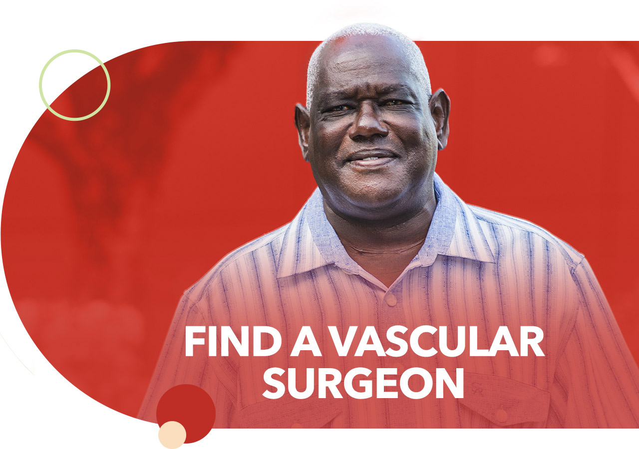 Terry - I Choose Vascular Experts to Soldier On