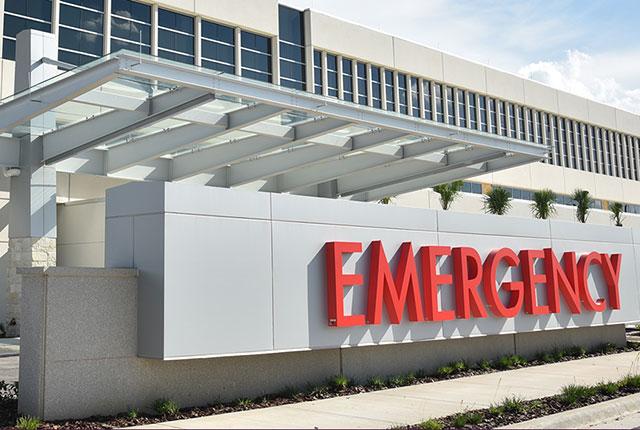 Orlando Health Emergency Room - Horizon West