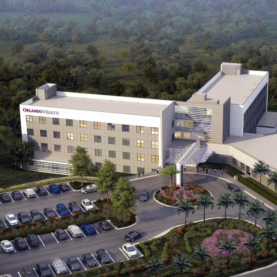 Orlando Health Rehabilitation & Skilled Nursing Facility