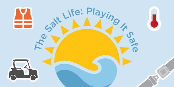 The Salt Life: Playing it Safe