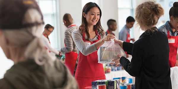 Healthy Options for Holiday Food Drives