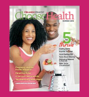 Choose Health Summer2019
