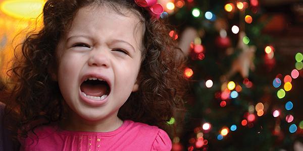 Avoiding Meltdowns in the Season of Peace and Joy